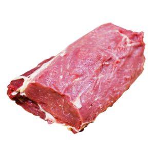 Кусок свежей говяжьей вырезки