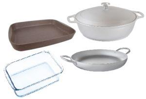 сковорода жаровня противень стеклянная форма
