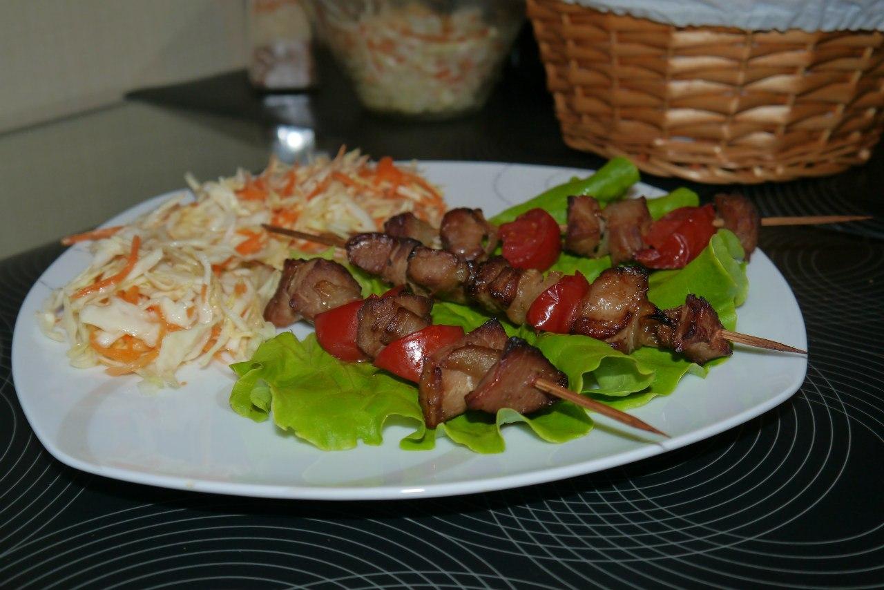 Шашлык в соевом соусе рецепт из свинины