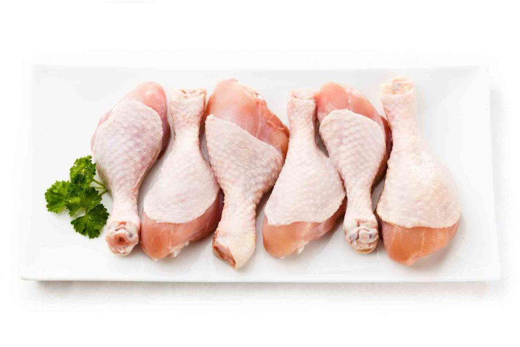 Куриные голени свежие