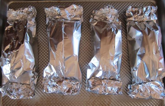 конверты из фольги