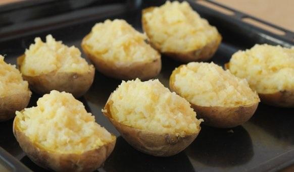 Начинка картошки