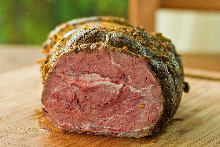 ростбиф из говядины классический рецепт в духовке