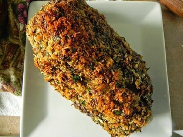 Запеченный ростбиф из говядины
