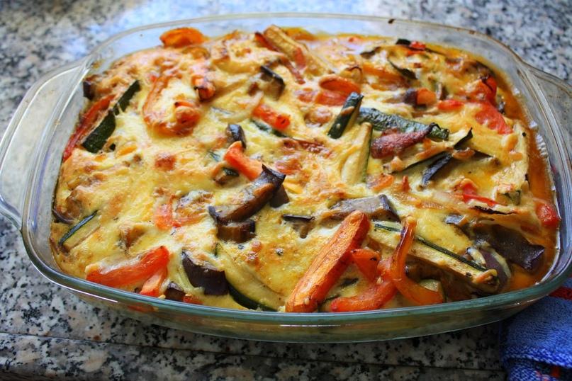 Овощи по-провански
